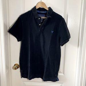 4/$20 🔥 American Eagle Vintage Fit Polo Shirt